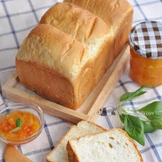 Hokkaido Milk Bread.