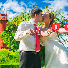 Wedding photographer Natalya Morgunova (n-morgan). Photo of 26.08.2015