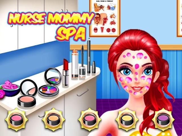 android Infirmière maman SPA - Salon Screenshot 4