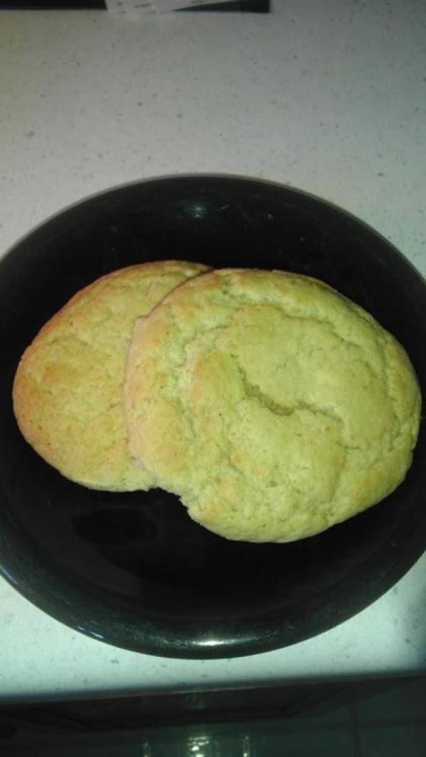 Ve's Favorite Tea Cakes Recipe