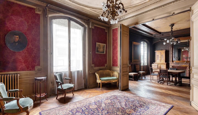 Hôtel particulier Paris 15ème