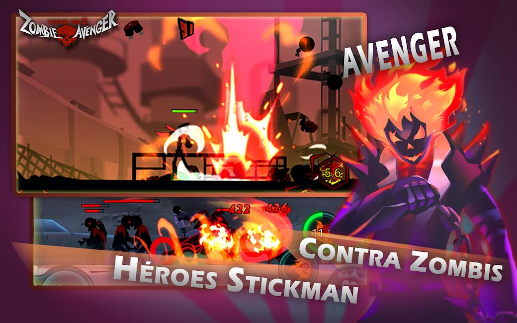 Zombie Avengers: Stickman War Z 2.1.9 APK 1