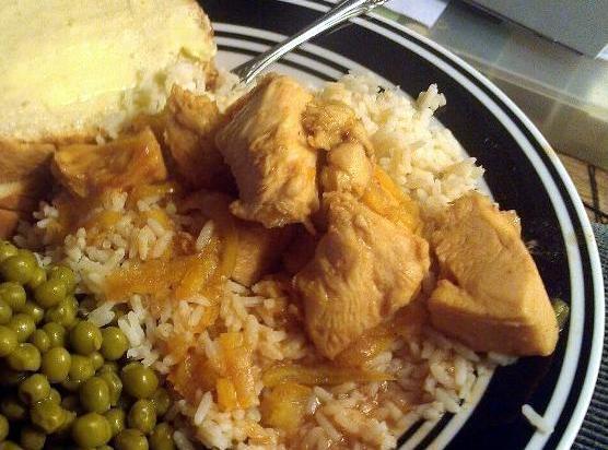 Honey Bbq Orange Chicken Recipe