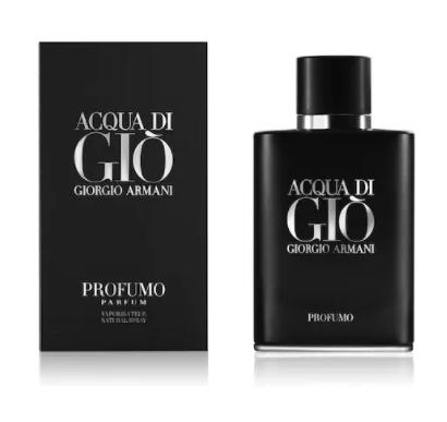 2. GIORGIO ARMANI - Acqua Di Gio PROFUMO