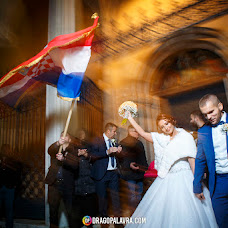 Wedding photographer Drago Palavra (DragoPalavra). Photo of 27.01.2017