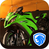AppLock Theme - Motorcycle 1