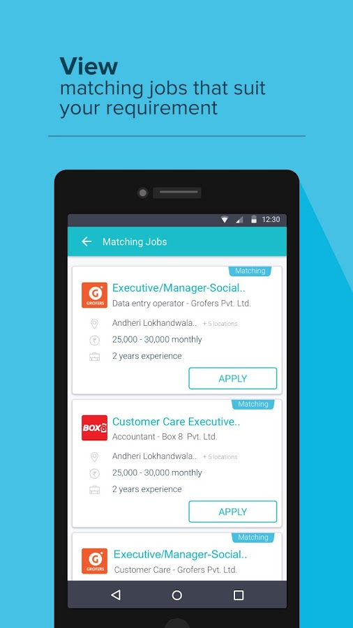 Job Search Aasaanjobs Android Apps On Google Play