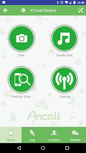 Ancall - náhled