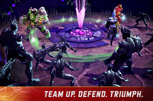 MARVEL Realm of Champions 0.3.1 screenshots 4