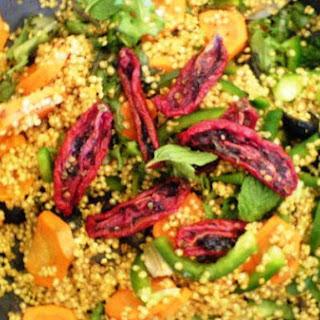 The Quinolicious Salad