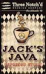 Three Notch'd Jack's Java Espresso Stout