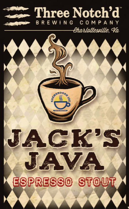 Logo of Three Notch'd Jack's Java Espresso Stout