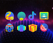 Marix - Icon Pack Додатки для Android screenshot