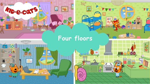Kid-E-Cats Playhouse filehippodl screenshot 3