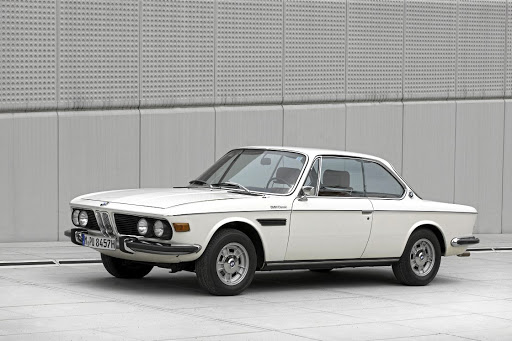 Michael yearns for the day when cars were real cars and would love Santa to bring back his beloved BMW 3.0 CSi. Picture: BMW