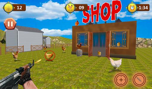 Chicken Shooter Hunting 1.2 screenshots 1
