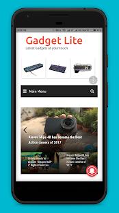 Gadget Lite - náhled