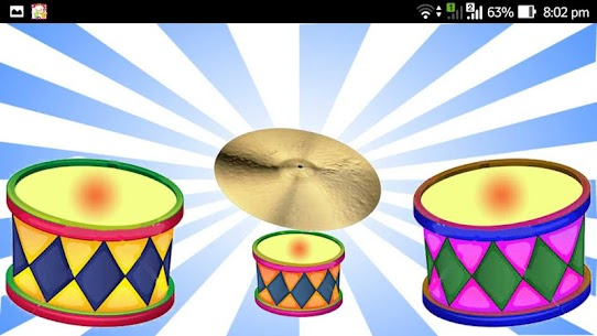 Free Kids Musical Instruments 3