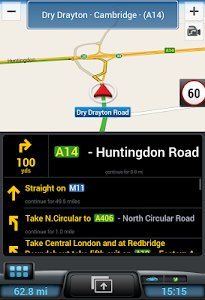 CoPilot GPS - Navigation screenshot 13