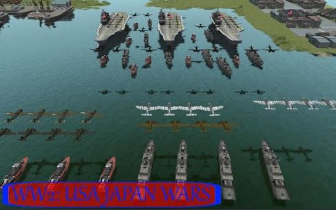 World War II: Pacific American vs Japan Wars 9