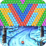 Santa Pop Bubble Shooter Icon
