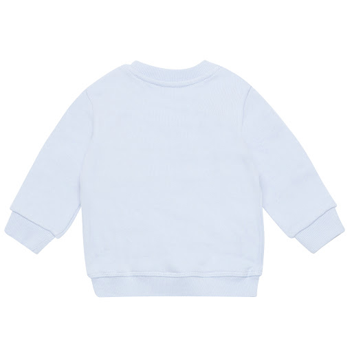 Thumbnail images of Kenzo Kids Pale Blue Tiger Sweatshirt