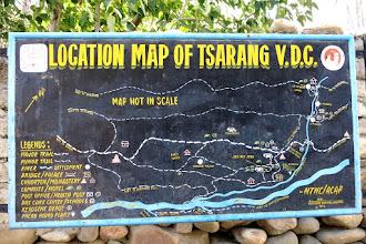 Photo: Tsarang