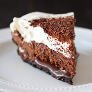 Chocolate Caramel French Silk Pie Recipe