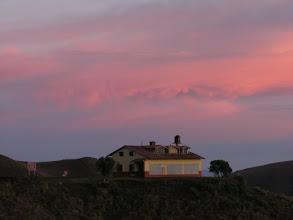 Photo: The casita at Tres Cruces at dawn