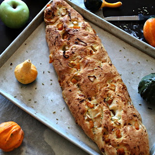 Pumpkin, Apple & Fennel Seed Bread