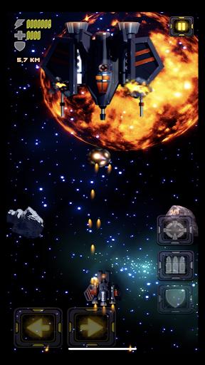 Spaceship Defender - space invaders spaceship game screenshot 5