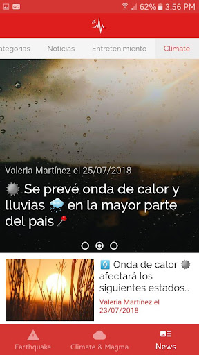 SafeLiveAlert Alerta su00edsmica 4.0.5 screenshots 5