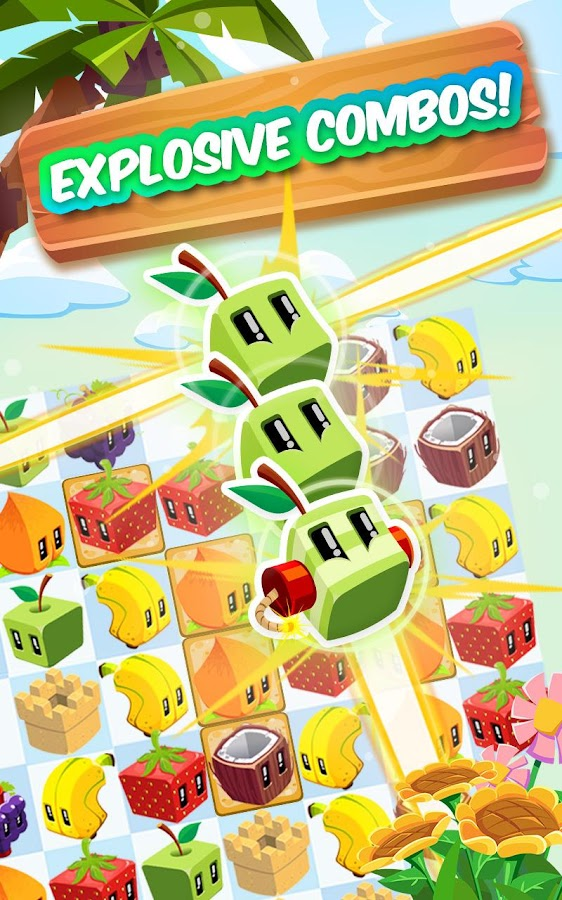 Screenshots of Juice Cubes for iPhone