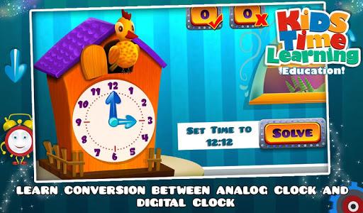 Kids Time Learning Education v1.0.1