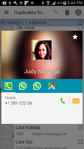 Duplicates for WhatsApp 1.41 screenshots 8