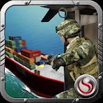 Gunship Sniper Shooting 3D Icon