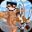 Titan Attack: Wall Defense FPS icon