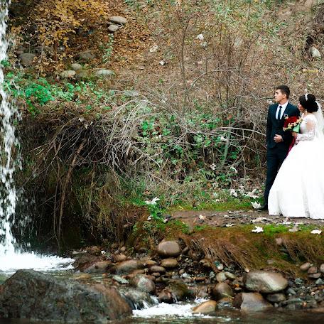 Fotógrafo de bodas Rustam Bayazidinov (bayazidinov). Foto del 12.11.2017