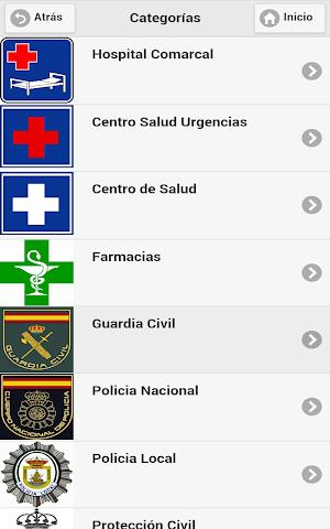 android Movilidad Sanlúcar de Bda. Screenshot 8