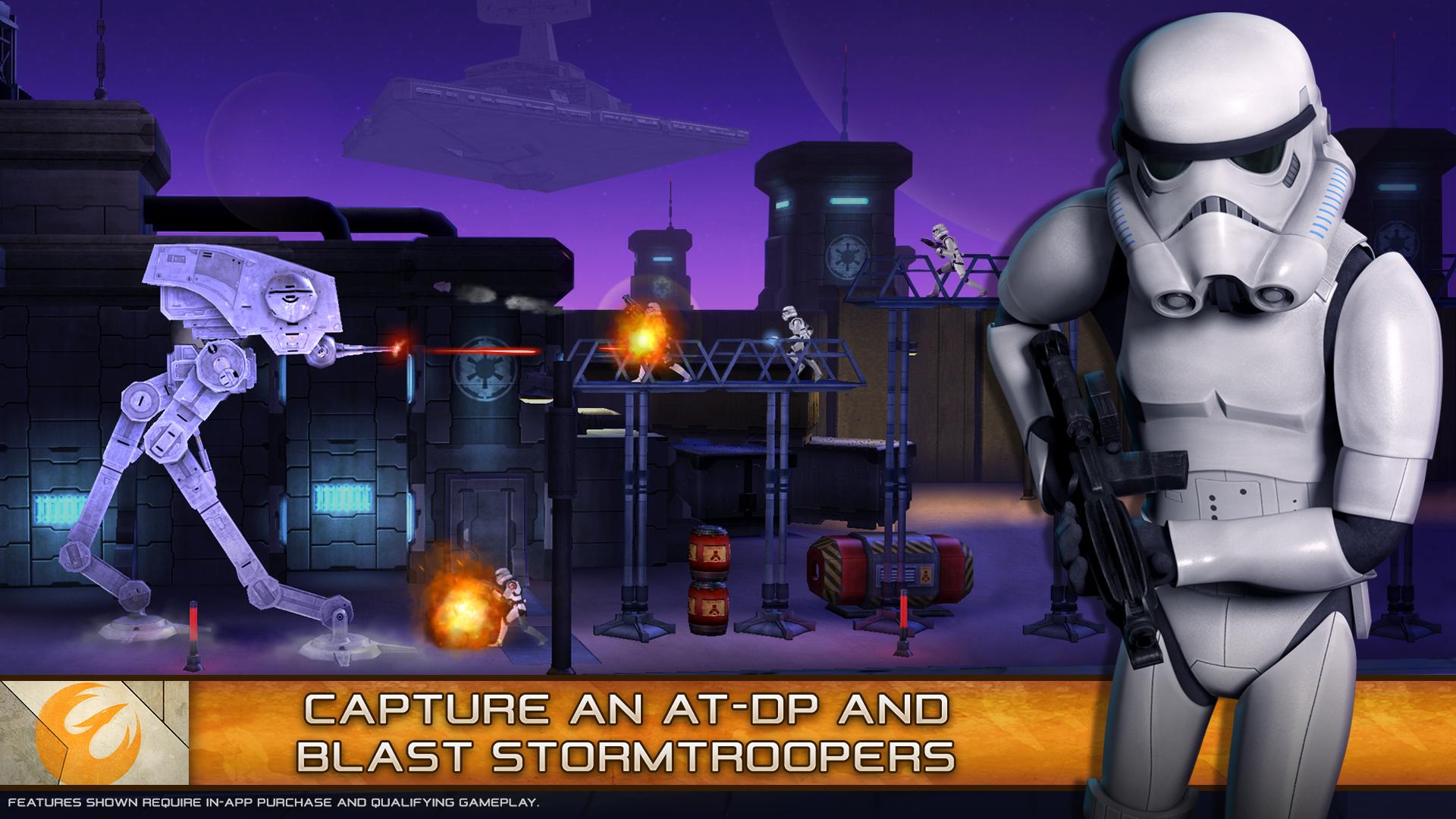 Star Wars Rebels: Missions screenshot #5