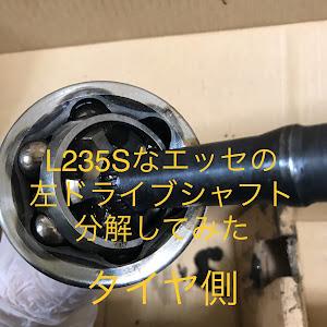 エッセ L235S エッセ エコのカスタム事例画像 TABAKOSUKIさんの2019年12月27日12:47の投稿