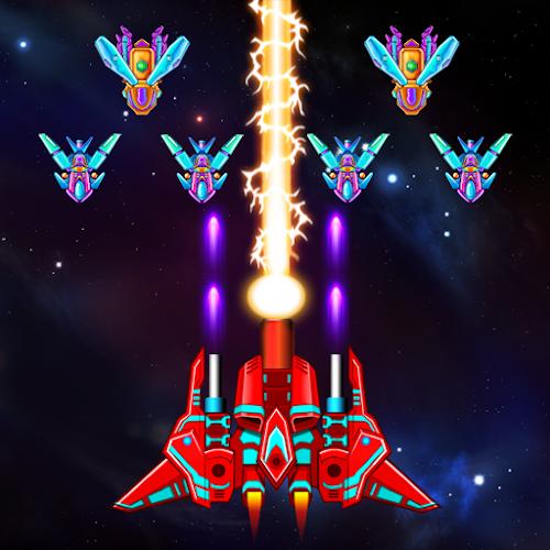 Galaxy Attack: Alien Shooter (Mod Money) 17.4mod