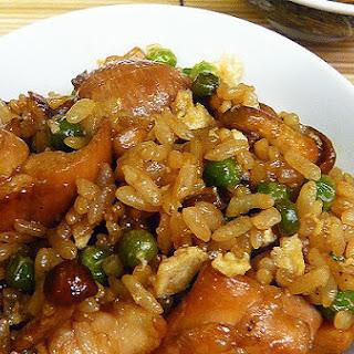 Teriyaki Chicken Fried Rice.