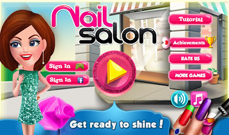 Princess Nail Salon 1.1.3 screenshot 1724188