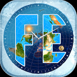 Flat Earth Sun & Moon Clock 1.3 (Paid)