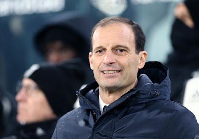 Massimiliano Allegri a pris une décision importante concernant son avenir