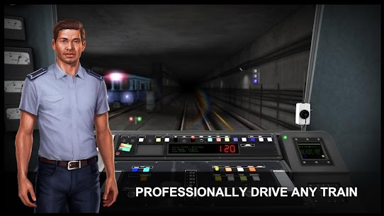 Subway Simulator 3D Mod Apk 3.4.0 (Unlimited Money + No Ads) 2
