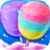 Fair food - Sweet Cotton Candy