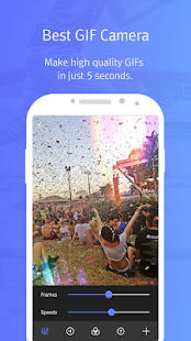 PicPic- The World Best GIF App Screenshot