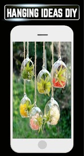 DIY Hanging Idea Home Craft Project Design Gallery - náhled